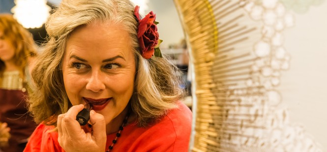 SLO mayor and Bluebird Salon collaborate on lipstick that benefits RISE