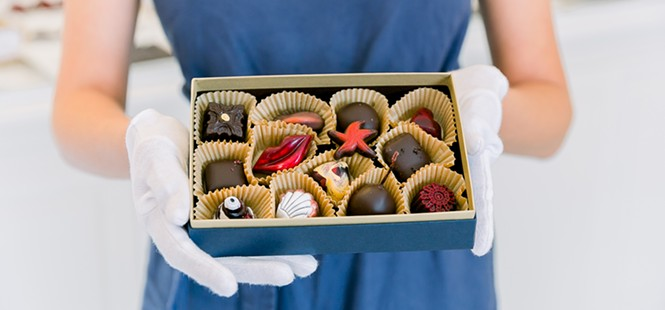 Sheila Kearns shares handmade decadent chocolate with the public out of her new downtown SLO shop