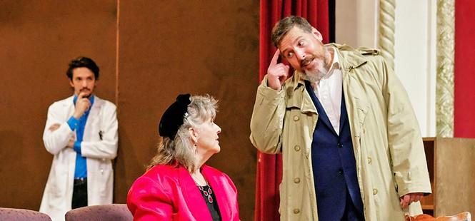 Feel-good show: Cambria Center for the Arts Theatre puts on '40s-era <b><i>Harvey</i></b> through Nov. 24