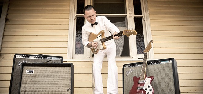 Australian C.W. Stoneking brings his pre-war blues sound to The Siren on Feb. 17