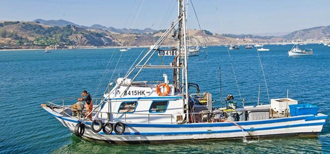 SLO County boat ramps close before rockfish and salmon seasons