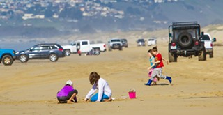 Petitioners duel over possible reopening of Oceano Dunes