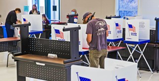 SLO County breaks voter turnout record for Nov. 3 election