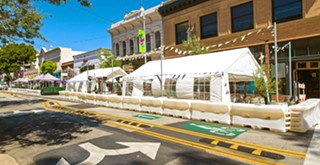 As the pandemic winds down, Central Coast cities consider the future of pandemic-era outdoor dining