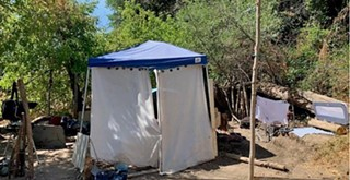 Paso clears riverbed, gets more homeless calls