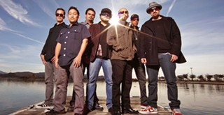 Latin-centric L.A. party band Ozomatli plays the Fremont Theater on Jan.11