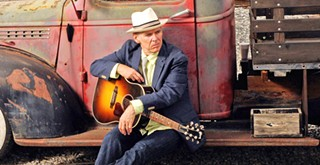 John Hiatt recreates his classic 1988 album Slow Turning at the Fremont Theater