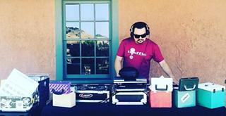 Bang the Drum hosts a Nov. 16 fundraiser for DJ Manuel Barba
