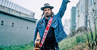 Michael Franti and Spearhead brings socially conscious sounds to the Avila Beach Golf Resort on May 31
