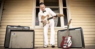 Australian C.W. Stoneking brings his pre-war blues sound to The Siren on Feb. 17