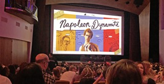 Starring actors from <b><i>Napoleon Dynamite</i></b> pay a visit to Cal Poly on a nationwide tour celebrating the film's 15th anniversary
