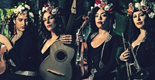 All-female mariachi band Flor de Toloache plays Cal Poly's Performing Arts Center on Feb. 28