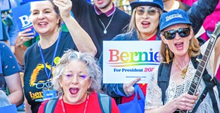 Feet on the ground: Sanders, Warren supporters mobilize local Democratic voters ahead of the March 3 primary election