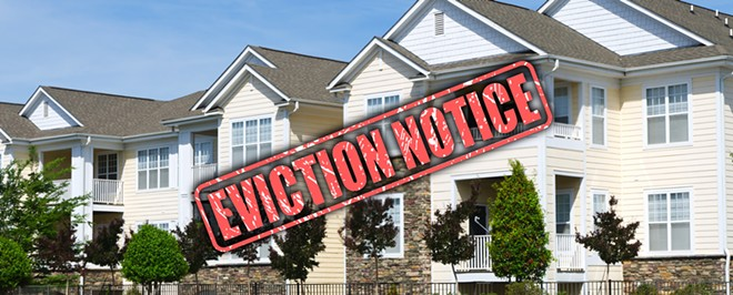 GET OUT COVID-19 eviction rules contained holes and exceptions for some cases.