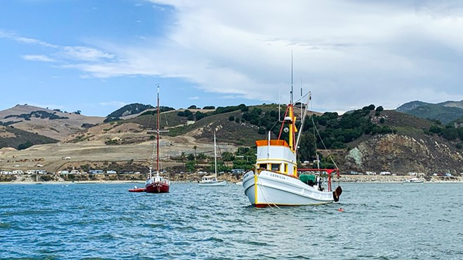 PATROLLING THE HARBOR While some would like to see Port San Luis Harbor Patrol use of force policies revamped, others say the patrol's low number of use of force incidents speaks for itself.