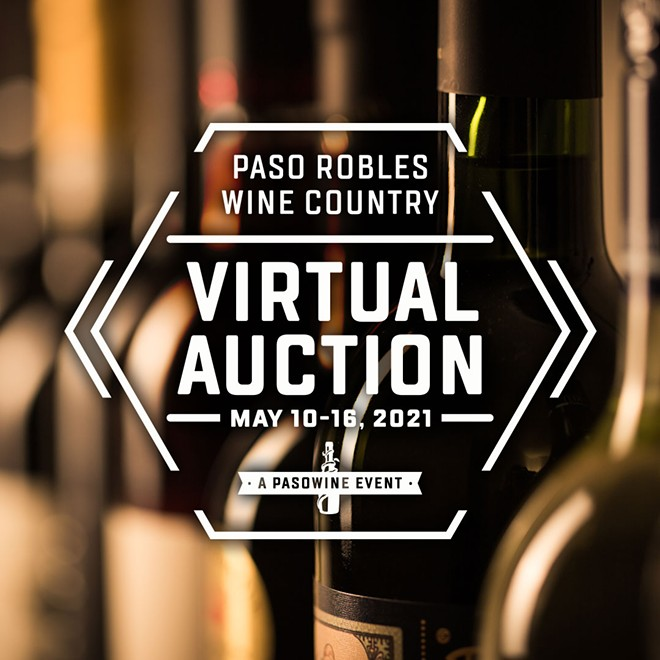 Paso Robles Wine Country Virtual Auction - May 10-16, 2021