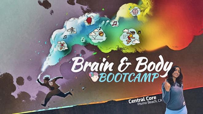 Kids Brain & Body Bootcamp at Central Core Pismo Beach