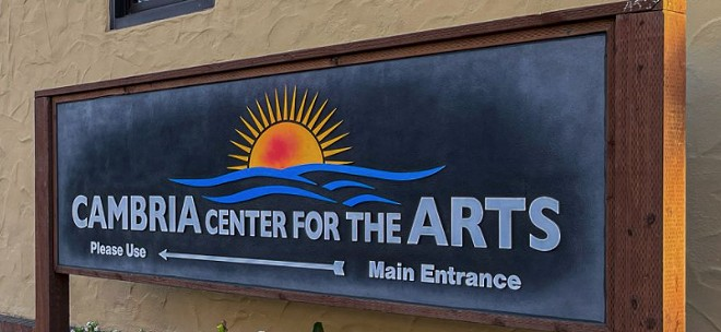 Cambria Center for the Arts seeks gallery volunteers