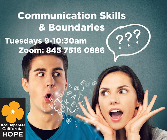 Healthy communication skills may have been compromised during COVID lockdown. Listen without countering. Actively try to hear the other person's point of view. Stop planning what you are going to do or say next and just tune in.