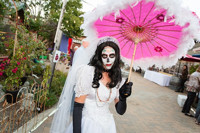 Costumes and fun at annual Cambria Scarecrow Festival fundraiser