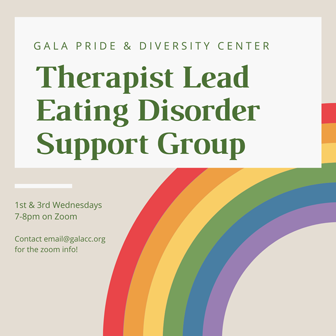 LGBTQ+ FED Therapist Lead Support Group