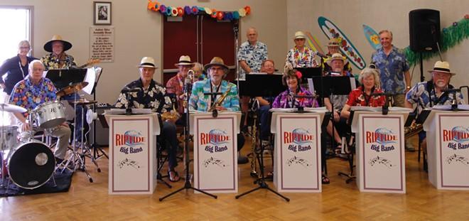 """Riptide """"Hawaiian"""" Big Band"""
