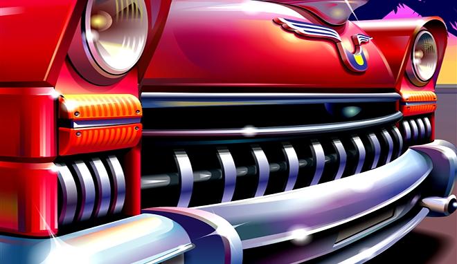 Cambria Car Show