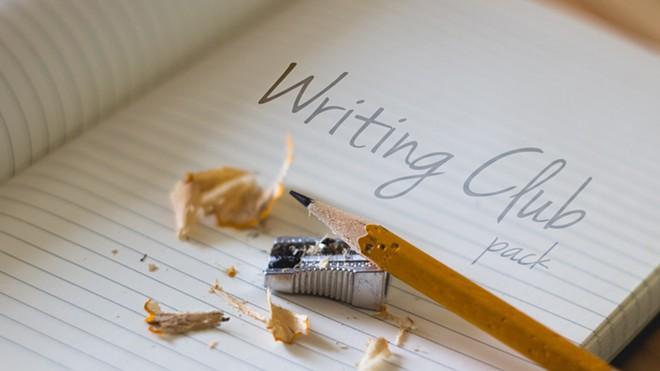 Youth Writing Club Packs