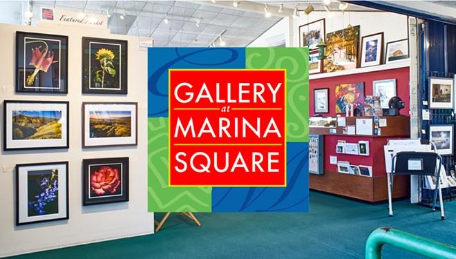 Come visit Gallery at Marina Square!