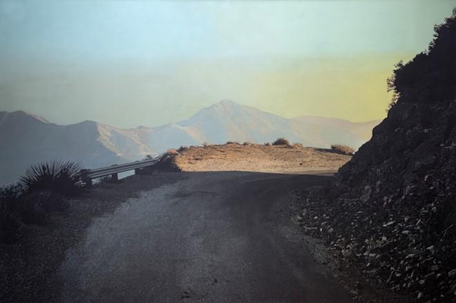 Sand Canyon Road