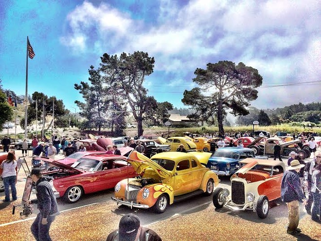 Cambria's Annual Classic Car Show