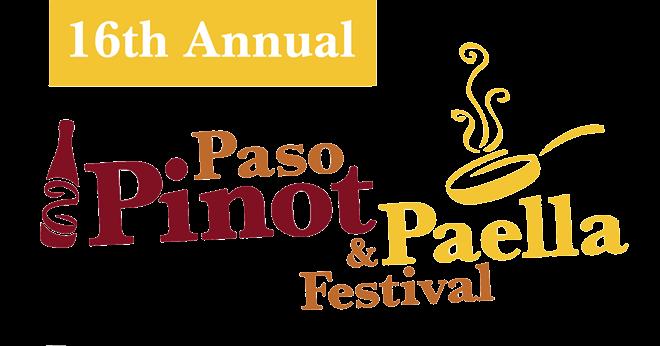 16th Annual Paso Pinot & Paella Festival