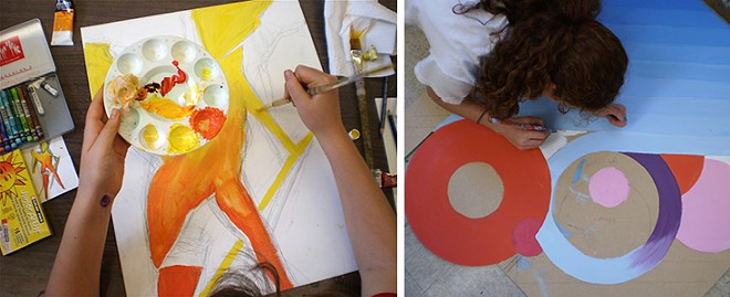 Summer Art Camps for Kids and Teens   San Luis Obispo Museum of Art