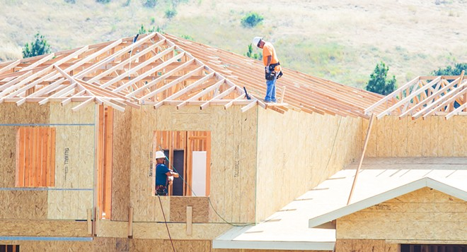 SUPPLY SIDE Housing construction hasn't slowed during the pandemic, and developers don't see the industry slowing down due to the state's pressing need for housing.