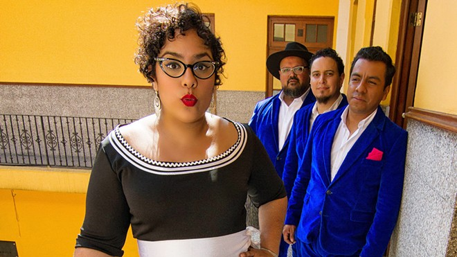ALMOST LIKE BEING THERE To honor 30-plus years of the Live Oak Music Festival, KCBX 90.1FM will be broadcasting 30 hours of past performances, including one by La Santa Cecilia, over the course of June 19 to 21.