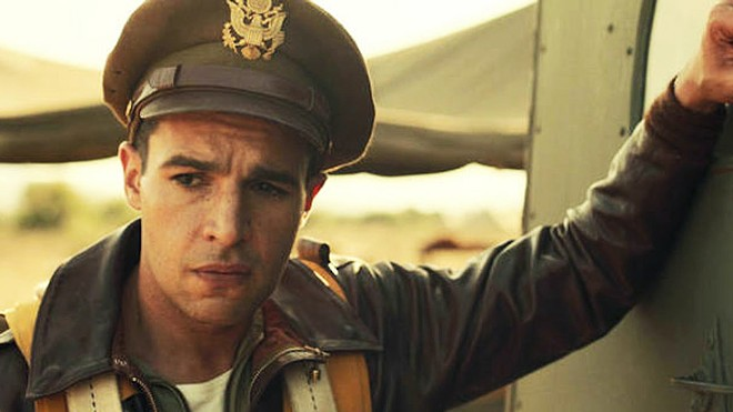 GET CRAZY World War II bombardier John Yossarian (Christopher Abbott) is desperate to be relieved of his dangerous duties, but he's trapped in a bureaucratic nightmare, in the Hulu TV miniseries Catch-22, based on Joseph Heller's classic 1961 dark comedy novel.