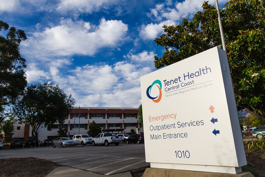 HEALTH CARE OPTIONS Tenet Health Central Coast is now offering the community virtual Tele-ER visits for those unsure of whether to visit the emergency room in-person. - FILE PHOTO BY JAYSON MELLOM