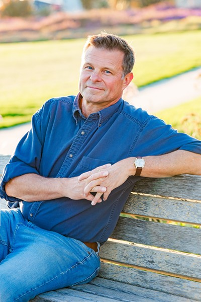 RUNNING FOR MAYOR Dan Shadwell wants to represent Pismo. - FILE PHOTO COURTESY OF DAN SHADWELL