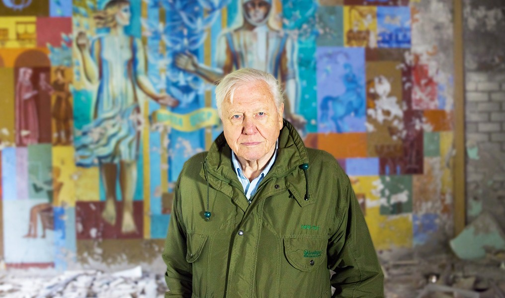 BEARING WITNESS Legendary British natural historian Sir David Attenborough offers his account of human impact on our planet, offering a path forward to end our destructive ways and remake our world, in A Life on Our Planet, available on Netflix. - PHOTO COURTESY OF ALTITUDE FILM ENTERTAINMENT