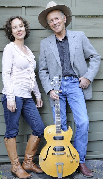 CHICKEN FRIED GOOD :  New country and western swing act The Swingin' Doors plays The Porch on April 14. - PHOTO COURTESY OF THE SWINGIN' DOORS