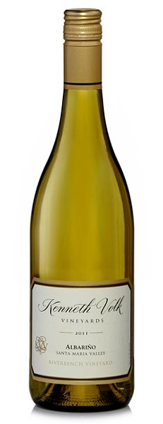 KENNETH VOLK VINEYARDS 2012 ALBARINO :