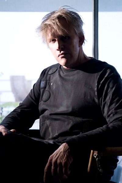 HE'LL BURN YOUR EYES OUT OF YOUR SKULL! :  Gary Busey can still smolder with the best of them. - PHOTO COURTESY OF VICKI ROBERTS AND ARTHUR ANDELSON, KISMET TALENT AGENCY