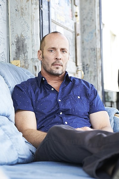 POET & PUGILIST :  Former boxer turned singer-songwriter Paul Thorn plays Tooth & Nail Winery on Aug. 1. - PHOTO COURTESY OF PAUL THORN
