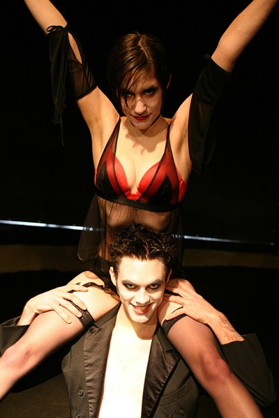 CABARET: - PHOTO COIURTESY OF CUESTA COLLEGE