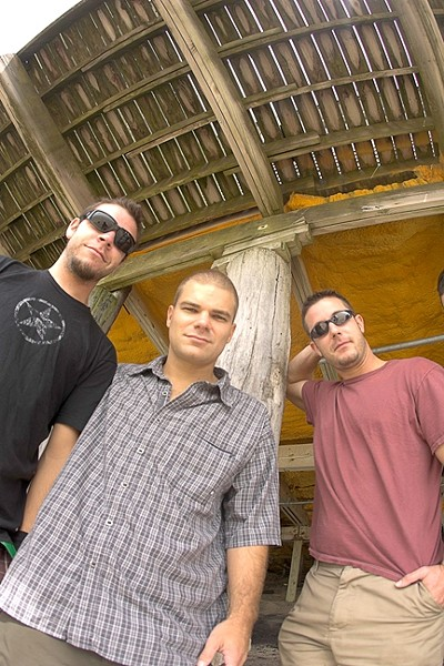 ONE FISH, TWO FISH :  Sublime tribute act Badfish plays Downtown Brew on Feb. 4 with ... themselves, Scotty Don't, which features the same guys playing their original songs. - PHOTO COURTESY OF BADFISH