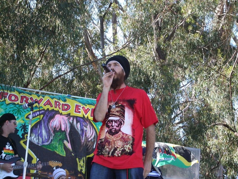 SLO MUSIC FEST III ALL :  day on Sept. 27, check out the third annual SLO Music Festival at the Mission Plaza, with reggae, ska, world music, drumming, and tribal dancing, plus a whole lot more, including Lambsbread (pictured.). - PHOTO COURTESY OF LAMSBREAD