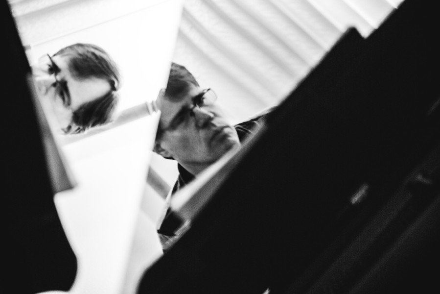 INTERNAL REFLECTION :  Pianist John Novacek will be performing pieces by composers Dmitri Shostakovich and Georgy Sviridov as part of the festival's Notable Encounters series, which aim to inform and entertain with interactions between the musicians and the audience. - PHOTO BY HENRY BRUINGTON