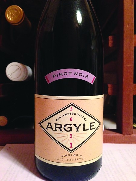ARGYLE 2011 PINOT NOIR WILLAMETTE VALLEY :