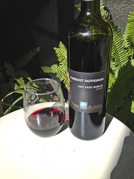 VINA ROBLES 2011 CABERNET SAUVIGNON: - PHOTO BY HAYLEY THOMAS
