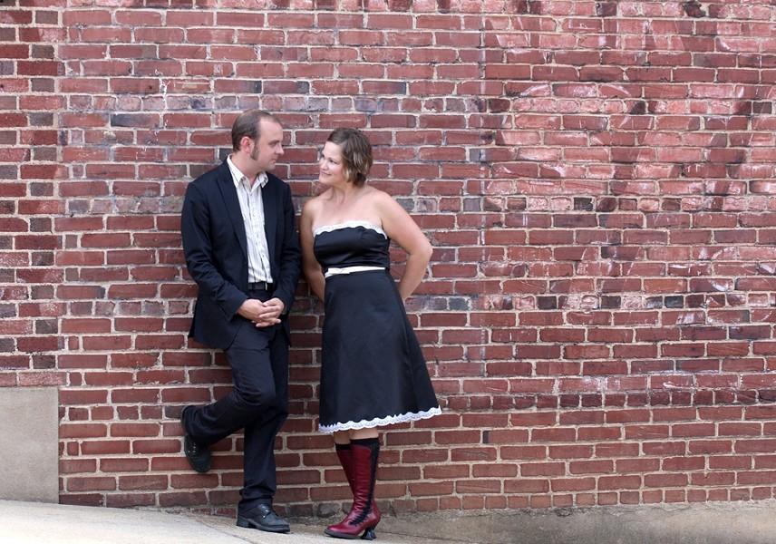 TEAM WORK :  Husband-and-wife duo Doug and Telisha Williams bring their Americana sounds to the Steynberg Gallery on Aug. 7. - PHOTO COURTESY OF DOUG AND TELISHA WILLIAMS